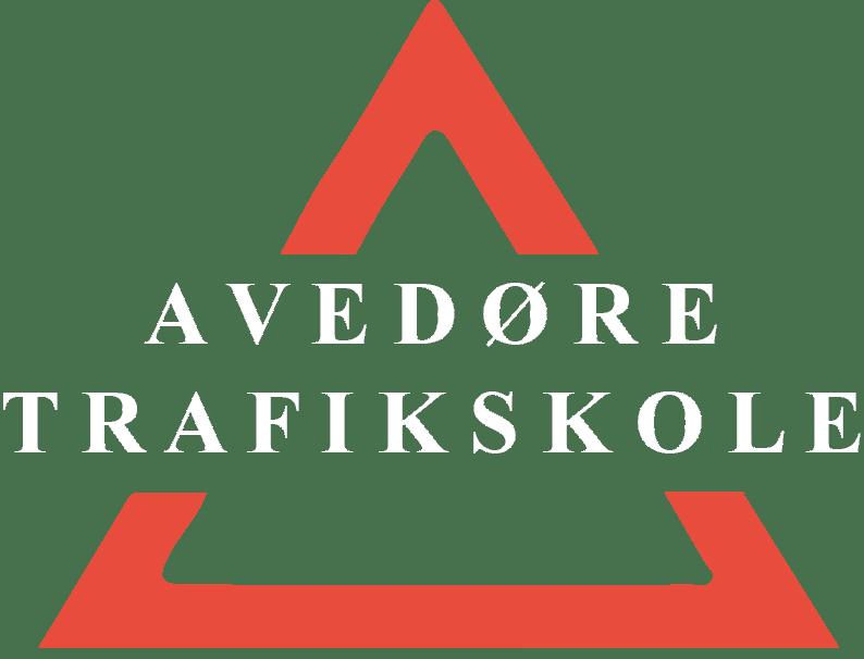 Køreskole i Hvidovre | Avedøre Trafikskole Logo